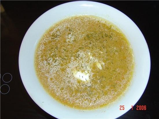 Суп-пюре из брокколи девочки, вы уж извените, если кто уже писал такой рецепт - 3