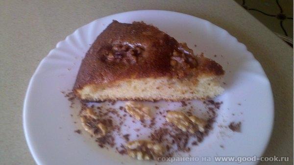 Хочу предложить рецепт одного из моих любимых кексов - 2