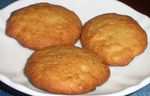 Испекла недавно банановое печенье, и хотя я не очень люблю банановую выпечку, эти печеньки мне понр...