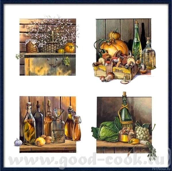 Спасибо, я рада Вот ешё фрукты и цветы Художник Кроповинский Сергей И сдесь много - 10