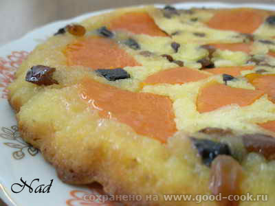 Еще один вкусный пирог-перевертыш