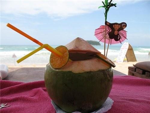 такие напитки мы пили на пляже,ну и конечно же арзузный шейк