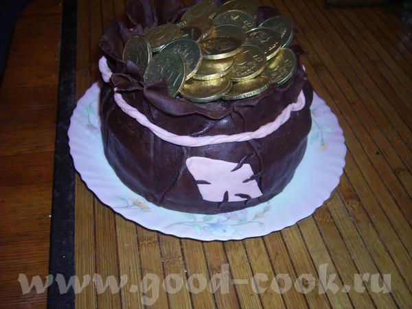 А мы тут тортиками все балуемся Угощайтесь - 3