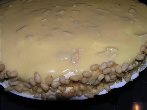 Дальше Лепешка с мясом Креветки жарен - 3