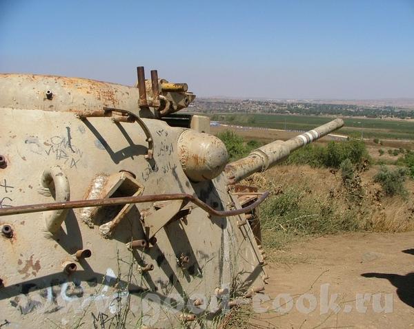 Итак, на столетия установилась в Палестине власть Османской Империи - 2