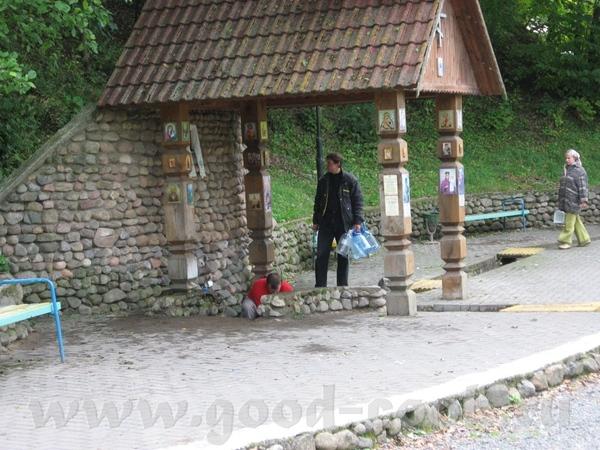 В лес мы едем через городок Логойск, 30 км от Минска - 5