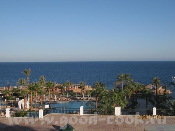 А на этот вид мы каждый день смотрели с балкона нашего номера Бассейнов в отеле было 7 или 9 не пом... - 2