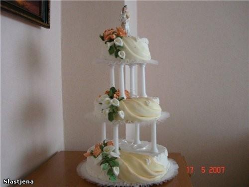 Несколько моих тортиков - 2