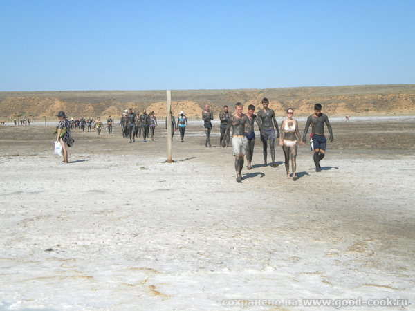 Девочки,я принесла небольшой отчет о поездке на уникальное творение природы и крупнейшее месторождение соли-озеро Баскун... - 6