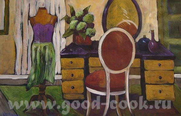 Xудожница Diane Barbee и её картины: Aкриловая краска - 4