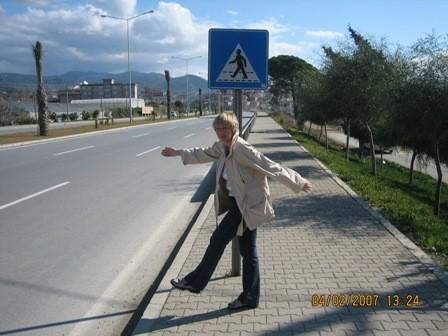 И напоследок напомню всем про правила дорожного движения