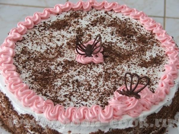 а это вот мои самые первые торты вот уж точно мученики - 2