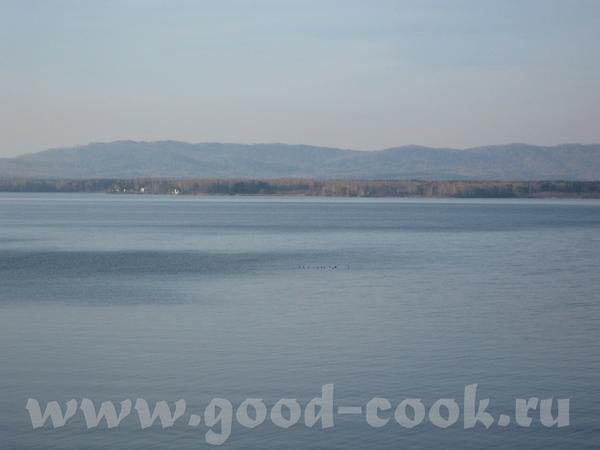 озеро Иртяш утки сидели на берегу мы с Костей - 2