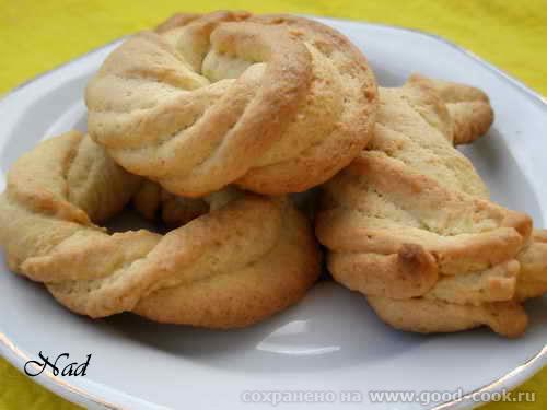 Печенье из мясорубки1
