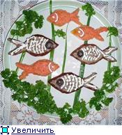 вот мои рыбки-шутки