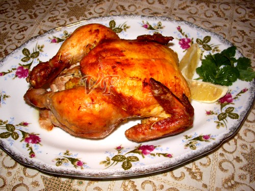 Пряная курица источник: Кулинарная энциклопедия 1 курица(1