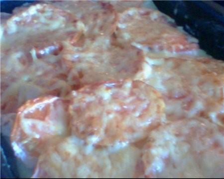 Картошка, запеченная по-французски Рецепт Марины c Кухарка - 2