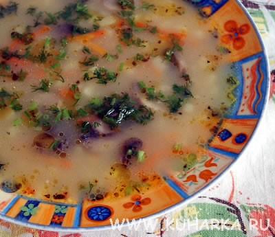 """Ой, мне срочно надо сделать зебру У нас сегодня был """"пикантный суп с шампиньонами"""" от Lubov, """"салат..."""