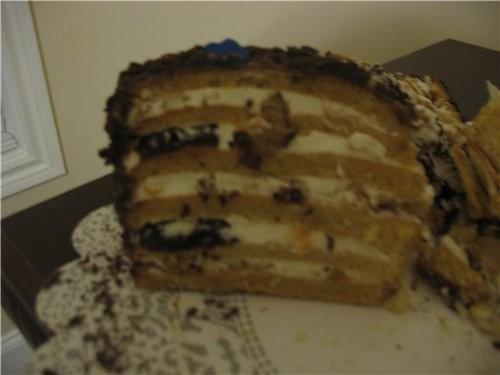 У всех тортики очень красивые - 4