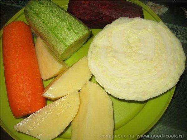 ОВОЩНОЙ ПУДИНГ (диетический) Очень полезный , а для диеты просто незаменимый, нежный, немного сладковатый овощной пуди... - 2