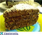 """Лолочка, спасибо за рецепт торта """"Захер"""" для мультиварки"""