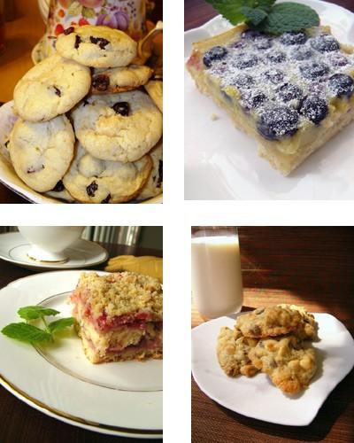 Блюда из сыра и творогa и другие молочные продукты Мусс c Рокфором и грушевым пюре Папайя с сыром к... - 3