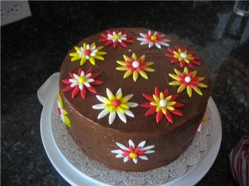 У всех тортики очень красивые - 5