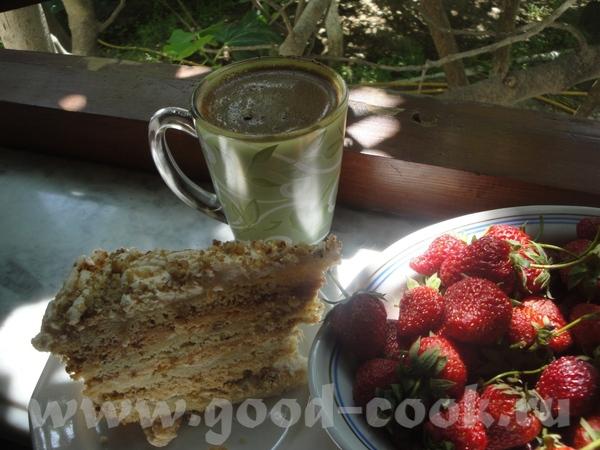 Спасибо stacnatalya за очень вкусный тортпо Киевски - 2