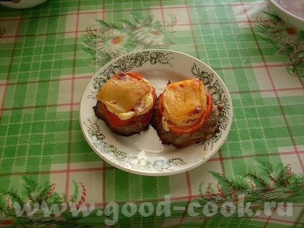 Ласточкино гнездо Способ приготовления: Делаем фарш, укладываем слоями на фарш: кетчуп(я предпочита...
