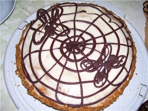 А это торт от Ирины-Джаз