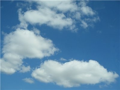 Вот такое облако в горах провожало нас на обратном пути… - 3
