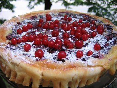 несу рецепт ягодного пая,от Сони-бухгалтера с кукинга сливочно-ягодный пай 200-250 г готового слоен... - 2