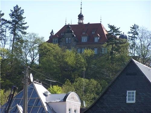 это замок ратуша