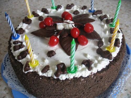 Как заново открыла для себя Черемуховый торт