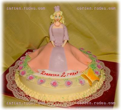 Девчи, я вам свои тортики принесла