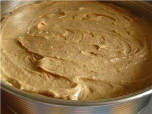 Шоколадный грушевый пирог источник: Готовим - 4