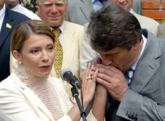 Ю.Тимошенко - все же она выражает официальную точку зрения команды Ю., пусть и радикальную. Иначе е...