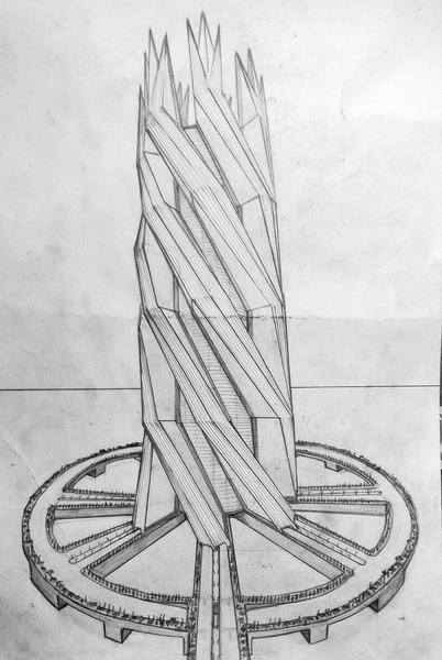 Башня Эола