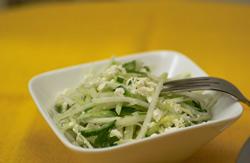 ХРАНЕНИЕ И ПОДГОТОВКА ЗЕЛЕНОГО САЛАТА Холодные cалаты Салаты лёгкие (закусочные) овощные 4 салата С... - 5