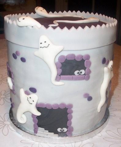 Это был Данин торт