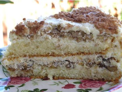 Безешный торт 2 от Laila