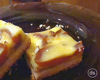 Уж не знаю, как это обозвать, пироженными или все-таки пирогом, назовем так Грушевый пирог-пироженн... - 2