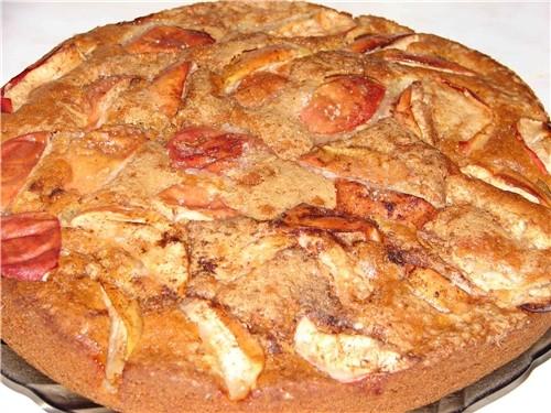 Яблочный пирог от Алены - очень вкусно и быстро