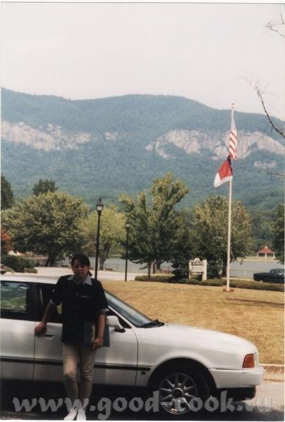 Северная Каролина - Черная Гора