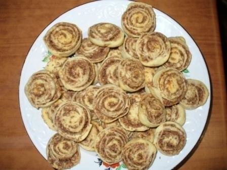 а это мои произведения курочка по-японски картошечка рагу из патисонов печенюшки - 4