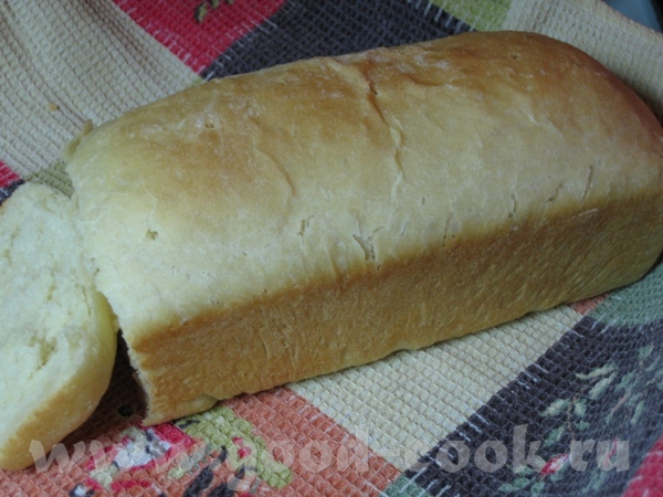 Сегодня я готовила хлебушек по рецепту Наташи ( ) ХЛЕБ НА КАРТОФЕЛЬНОМ ОТВАРЕ
