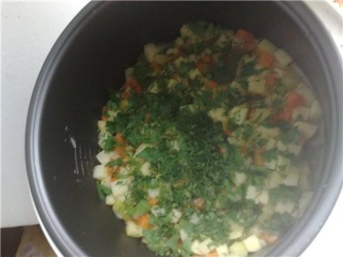 """Рагу с кабачками """"Януськина радость"""" Нам потребуются: Кабачки морковь картофель лук репчатый масло..."""