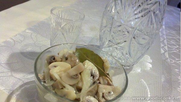 марин. грибы
