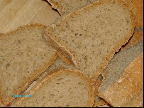 , а я сегодня испекла хлеб Пульезе по рецепту от Виты-белочки