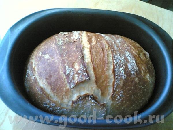 Девочки, я теперь в кастрюле Ультраплюс выпекаю хлеб
